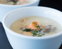 Seafood Chowder with Clams