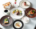 Dinner ¥11,000 Menu Bonheur (ムニュ ボヌール)