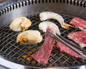 [Saturday, Sunday, and holidays limited] lunchtime high-grade, barbecue all-you-can-eat ♪