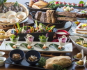 [Advance payment discount] Saturdays, Sundays, and holidays lunch buffet (10% off for adults)