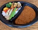 テイクアウト 焼き野菜カレー
