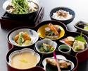【土日祝:昼食】 梅御膳(うめごぜん)『季節の小鍋付き』