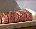 "Advanced Purchase [Online price (weekday lunch)] Value plan ""KOUKI"" domestic beef course 4,800 yen"