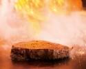 【期間限定!千葉おもてなし鉄板焼コース】千葉県産A3ランク黒毛和牛ロース・魚料理他全8品