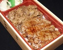 B-11 【Charcoal Grilled】Wagyu Sirloin & YAKINIKU Bento