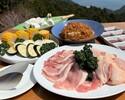 【お手軽BBQセット】豚ロース肉、鶏モモ肉など全5品【早割7】