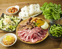 ◆リゾートMIX BBQコース◆