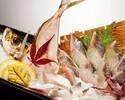 【ランチ限定】7・8月ランチ釣りコース(お料理5品+釣りチケット2枚)