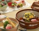【3月】ランチ会席「弥生茶時膳」