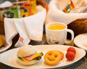 [Preschoolers 4-6 years old] Chef's Live Buffet Dinner