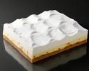 ダブルチーズケーキ【オレンジ】フルサイズ(冷凍商品)