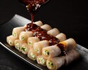 Sliced Pork in Garlic and Chilli Sauce (S) 蒜泥白肉 (小)