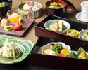 【バリューチケットご購入者限定:ディナー】バランスの取れたお食事に!「筑紫御膳」
