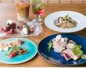 FINE LUNCH PLAN〜前菜からメイン、デザートまで〜選べるドリンクつき
