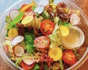 【テイクアウト】鎌倉葉野菜のサラダ(小)