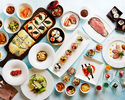 """(7/1~)""""Online limited special price(Weekend)"""" Your Live Kitchen Lunch Buffet +1 drink"""