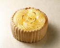 【デコレーションケーキ】シャルロット・オ・ポワール 5号(直径 約15cm)