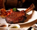 【4名さま限定】Welcome Back TOMAHAWK STEAK Course