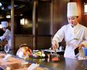 【土日祝OK】<アメリカ産サーロインステーキ&鴨ローストとフォアグラ丼コース>