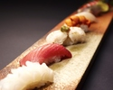 【Sushi Lunch Course Hamakaze】