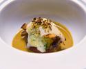 (ディナー)La Montagne/ラ モンターニュコース<Seafood × フレンチイタリアン>選べるメインやデザート!フルコース 恵みの5品★<事前ネット予約割>★
