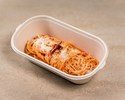 Spaghetti 'arrabbiata', garlic, parsley, spicy tomato sauce