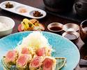 ディナー雪室熟成豚フィレ肉定食(150g)