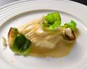 (ディナー)La Bonheur/ラ ボヌールコース <Seafood × フレンチイタリアン> 幸せの6品+食前酒付き♪  ★<事前ネット予約割>★