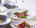 【プリフィクスコース】前菜5種、選べる季節ピッツァorパスタ、豪華メインなど全4品