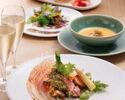 Dinner:Provence 9品 ¥11,000