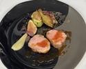 【Provence 9品】フォアグラ、ブイヤベース、フランス産鴨、旬の南瓜・栗・柿