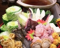《冬季限定 鍋コース》寄せ鍋・中華鍋◆3,000円コース