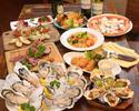 Goto Eat記念!牡蠣づくし全7品コース  (2時間飲み放題付)