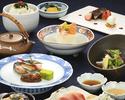 【2月】ディナー「梅見月味会席」