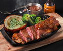 PREMIUM HEAVENLYコース【DINNER】 前菜盛りからメインはビーフステーキ満足の6品