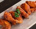 BBQ Chicken Wings / Kg