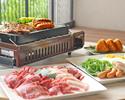 [Supper] Terrace DE BBQ ~ BBQ set ~