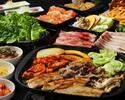 【日曜~火曜◎食べ放題DAY】コリアンBBQ食べ放題コースが特別価格♪