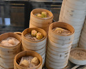 [Dinner 8/1-8/31] Jukeien dinner course with HP limited all-you-can-eat dim sum