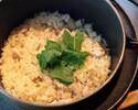 地鶏の釜飯1合(折詰め)