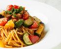 野菜たっぷりスパゲッティミートソース