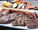 TOSCANA~トスカーナ~牛フィレ、短角牛を味わう BBQプラン 120分飲み放題付