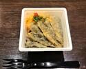 【テイクアウト】豆アジの南蛮漬け