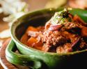 【テイクアウト】豚肉と豆の煮込み
