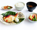 GRILLED MISO COD FISH