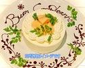 テーブルチェック限定【記念日・誕生日ケーキプレート】5号(15cm)サイズ