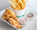 Buttermilk Crispy Fried Chicken