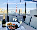 Champagne Plan 30% OFF (2 hours Champagne, Free Drinks & 2 Dishes)