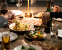 2.5 Hours Free Drinks & Premium Share Course (7 Dishes)