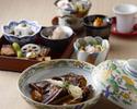 料理長おすすめ「鯛あら炊き御膳」(4月)